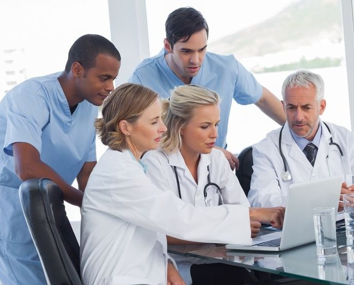 collaborative medical care team